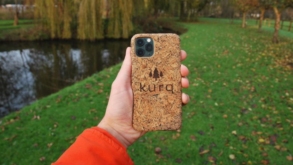 KURQ sustainable phone case