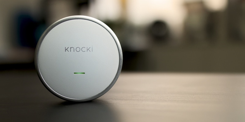 Knocki Make Any Surface Smart Device