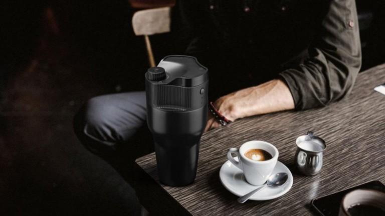 Kopipresso Brewer Mug coffee brewing system