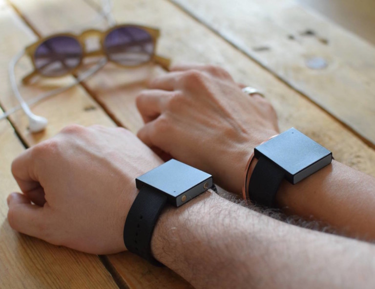 Lofelt Basslet Watch-Size Subwoofer