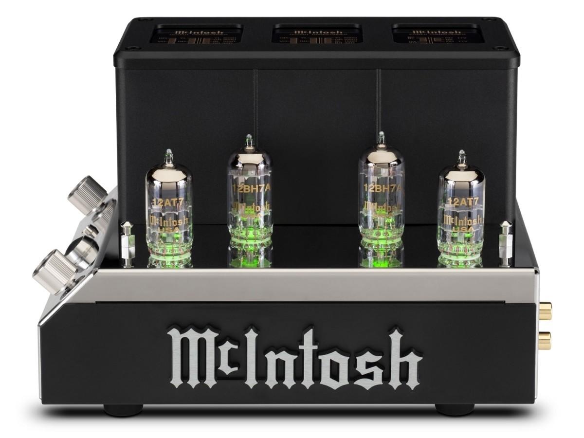 McIntosh MHA200 headphone amplifier is a treat for your headphones