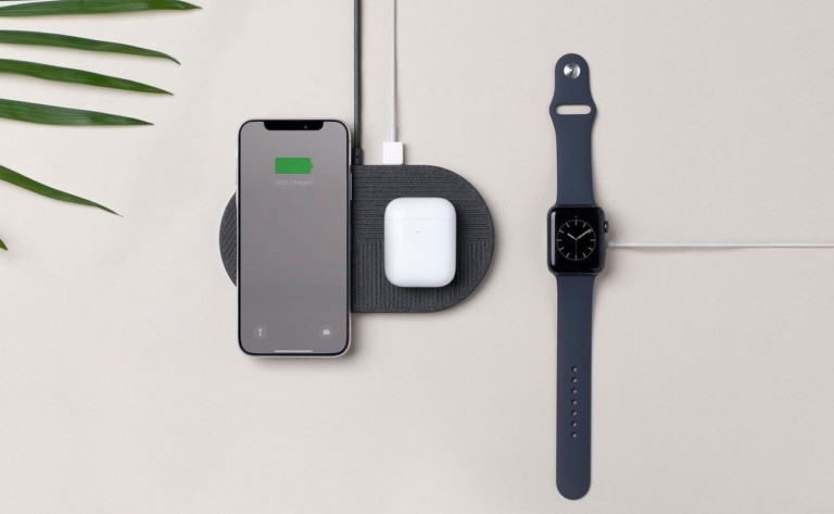 Native Union Drop XL Double Wireless Charger