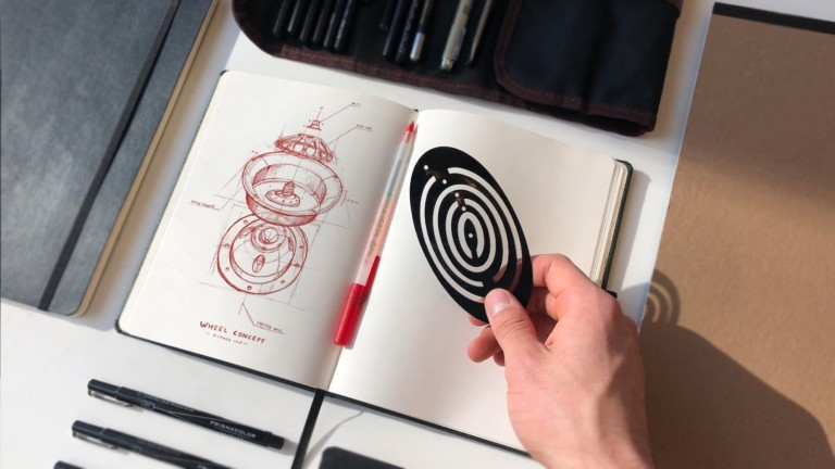 Orbit Ellipse Templates offer designers a new way to draw