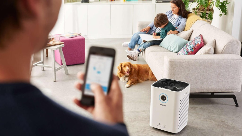 Philips 5000i Series Extra-Large Air Purifier