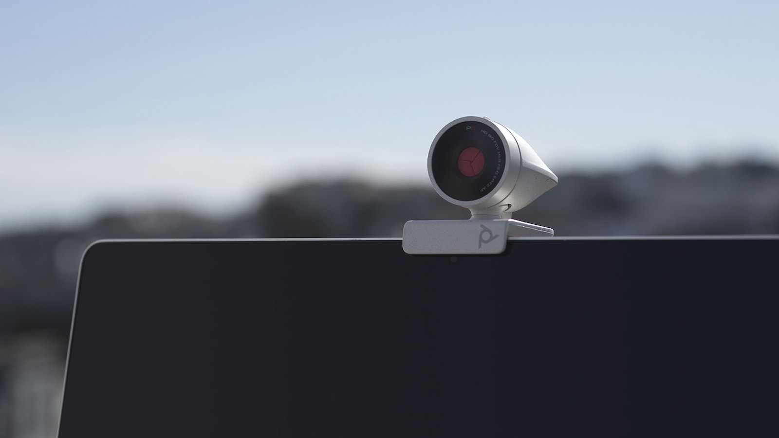 Poly Studio P5 professional webcam ensures you look great on video calls