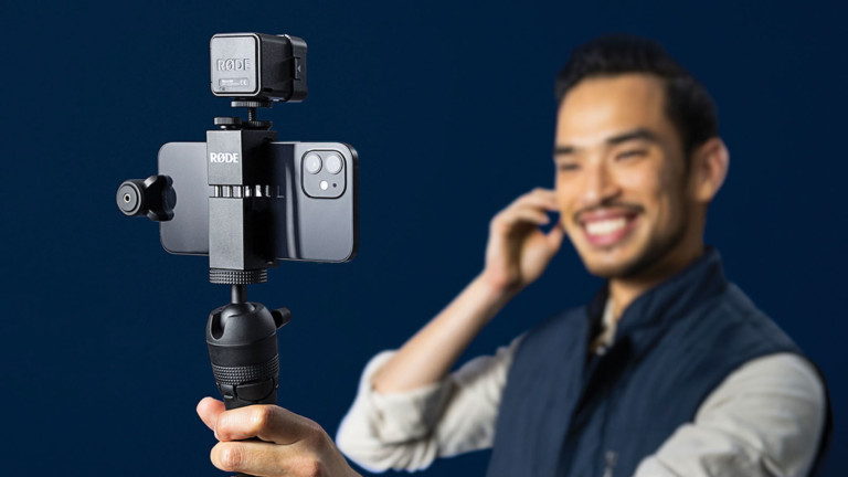 RØDE Vlogger Kit iOS Edition is a complete iPhone filmmaking kit