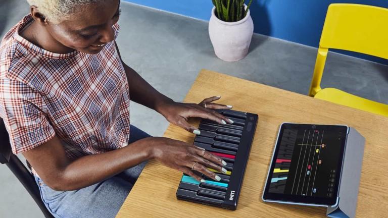 ROLI LUMI Portable Beginner's Keyboard