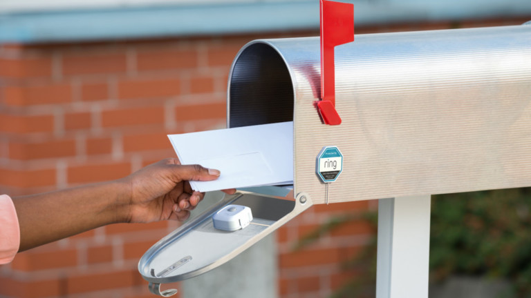 Ring Mailbox Secure Sensor