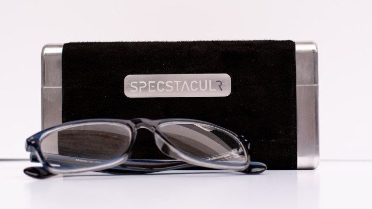 SPECSTACULR mobile glasses