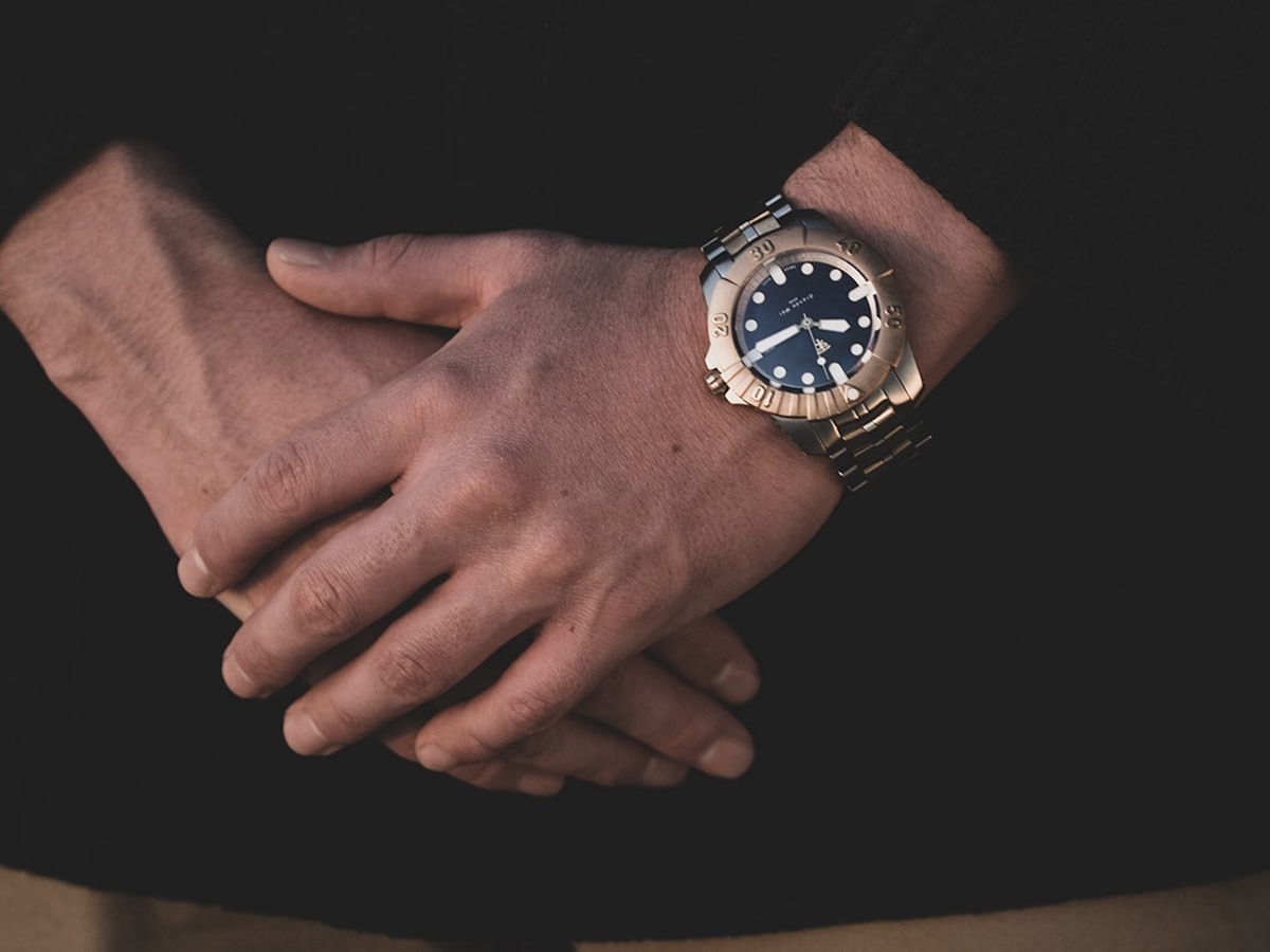 Sacred Crafts La Grande Mer 44 mm Automatic Watch series celebrates connection with the sea