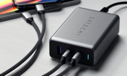 Satechi 100W USB-C PD Compact GaN Charger