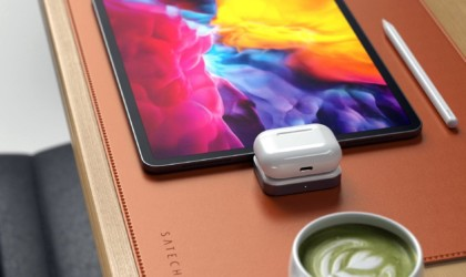 Satechi USB-C Compact Wireless Charging Dock