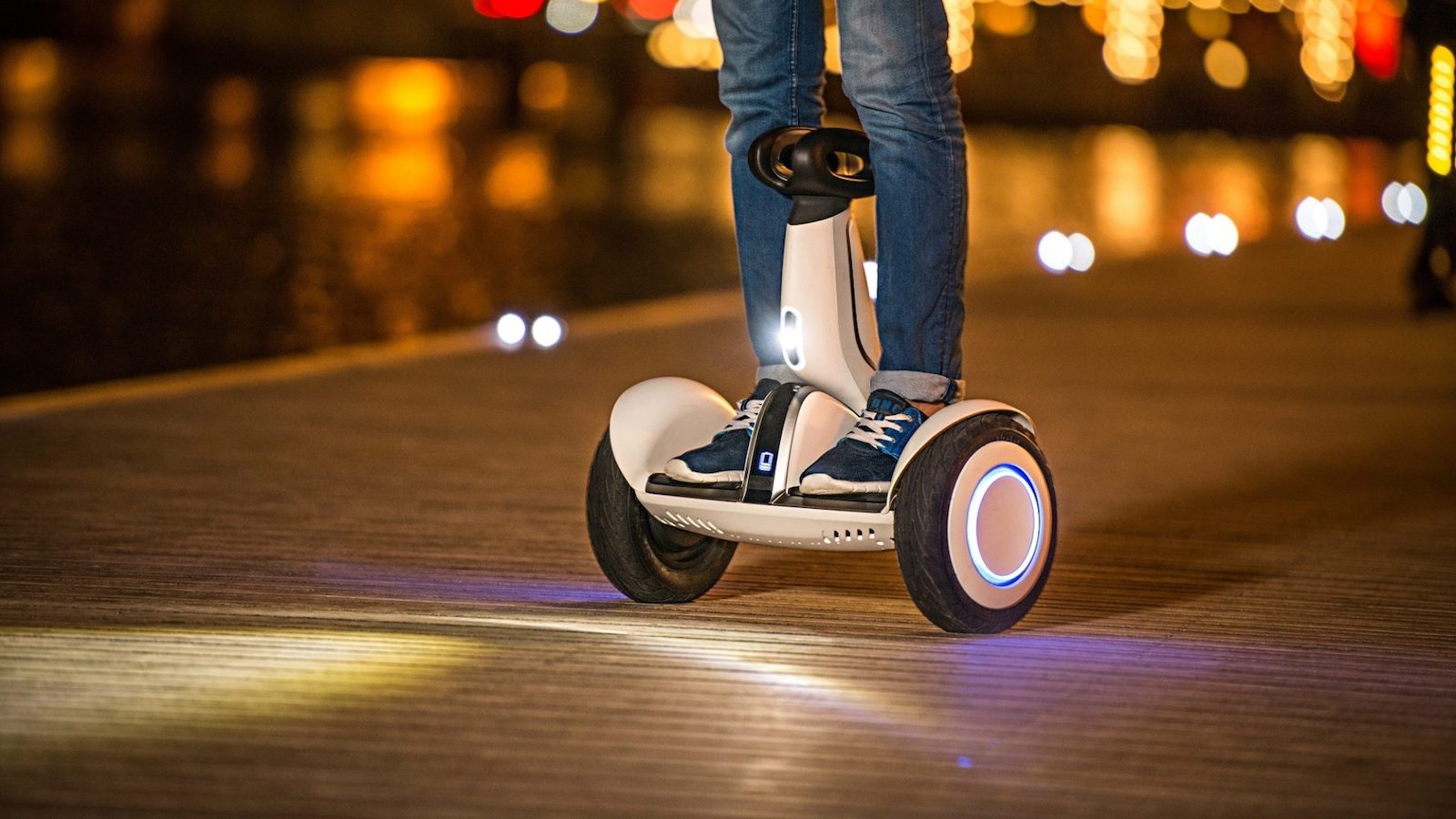 Segway S-PLUS electric transporter
