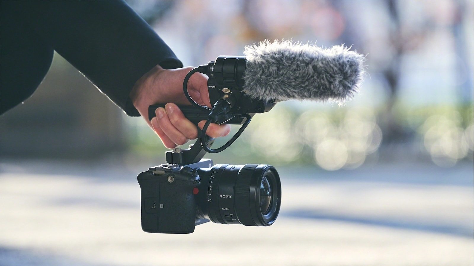 Sony FX3 Cinema Line Full Frame Camera