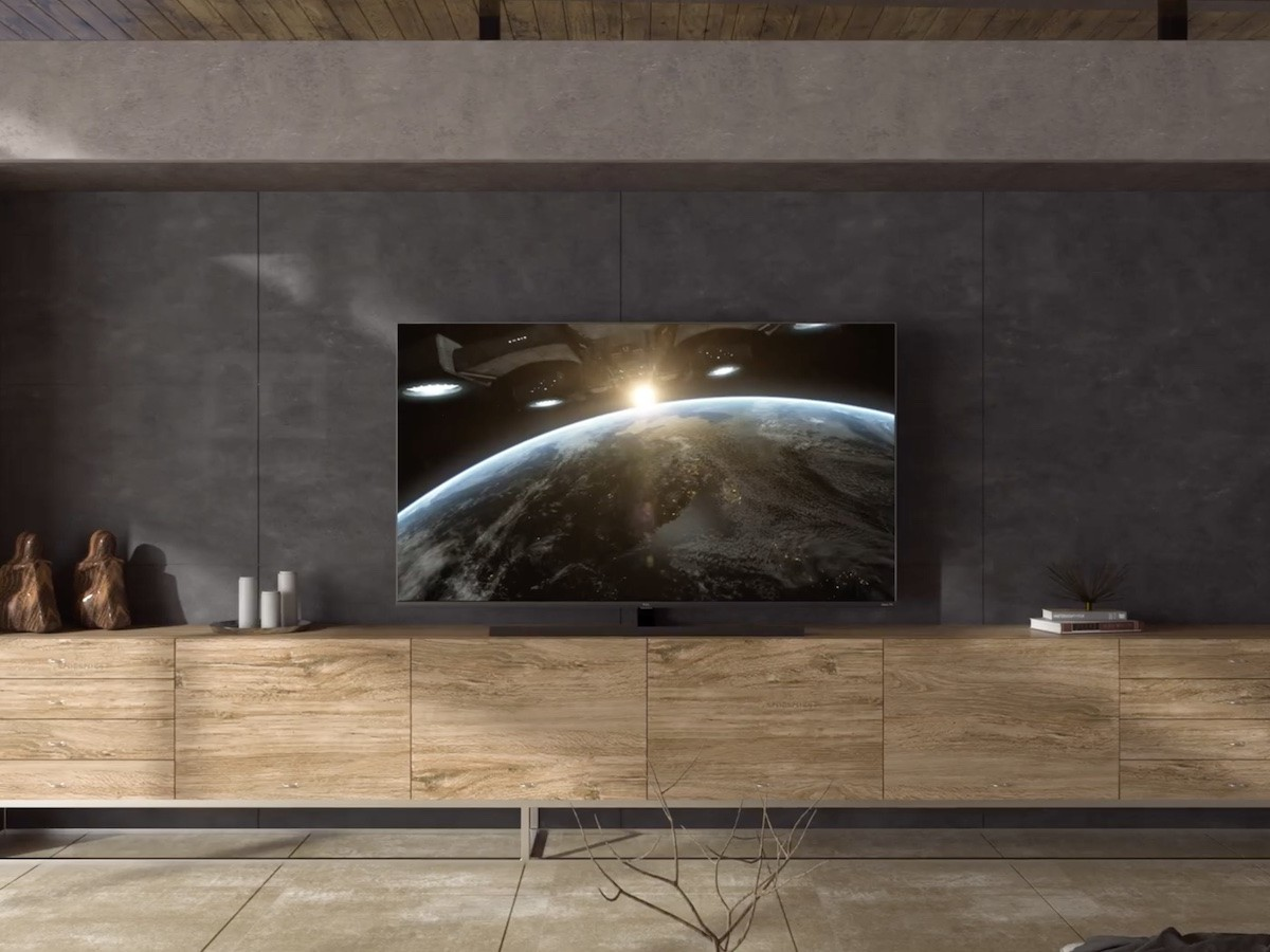 TCL 8-Series Roku TV boasts QLED color technology and Dolby Atmos sound thumbnail