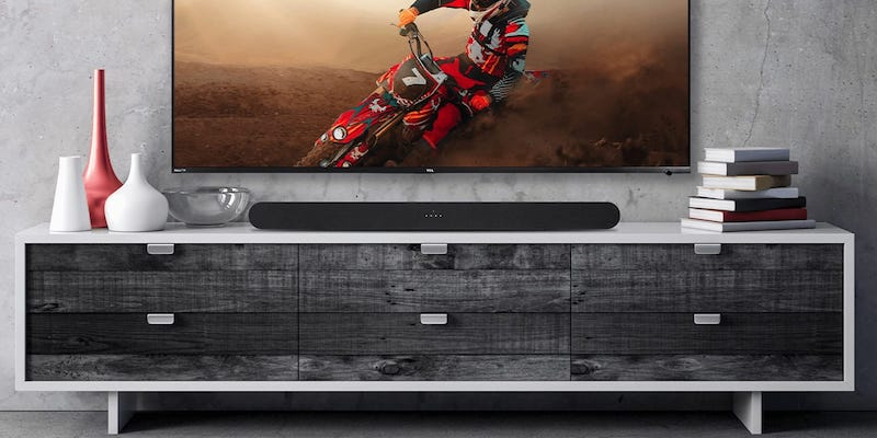 Yamaha YAS 109 TV Soundbar