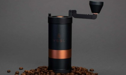 VSSL Java Handheld Coffee Grinder