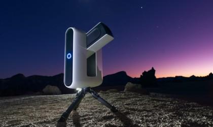 Vaonis Vespera lightweight telescope