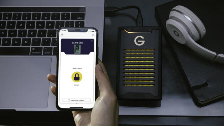 Western Digital ArmorLock encrypted NVMe SSD has a transfer reading speed of 1,000 MB/s