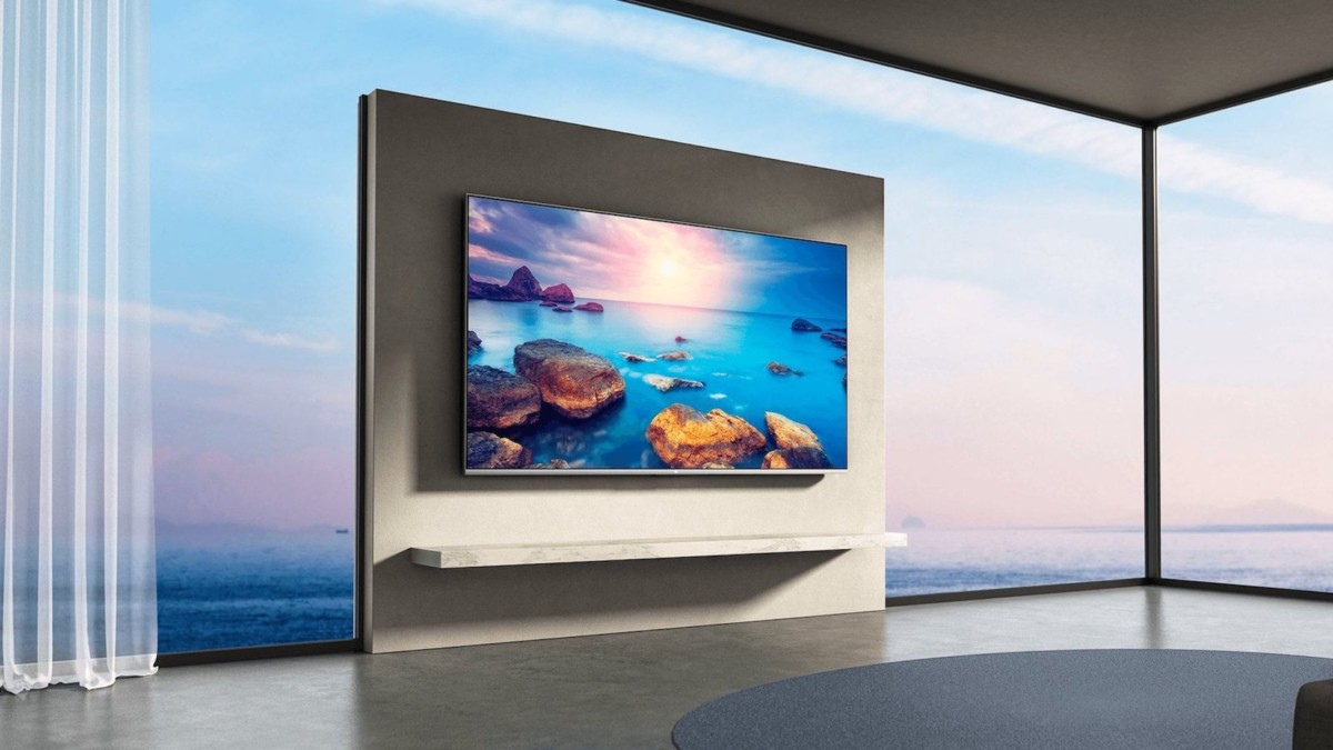 """Xiaomi's 75"""" 4K TV is a breathtaking smart TV for your home"""