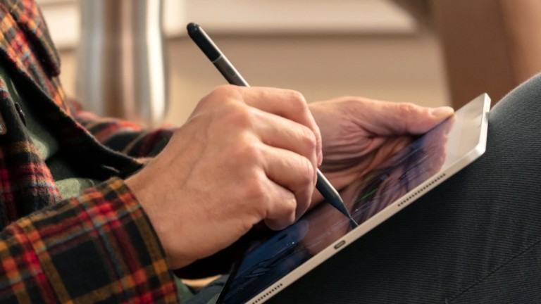 ZAGG Pro Stylus is compatible with apps that support Apple Pencil