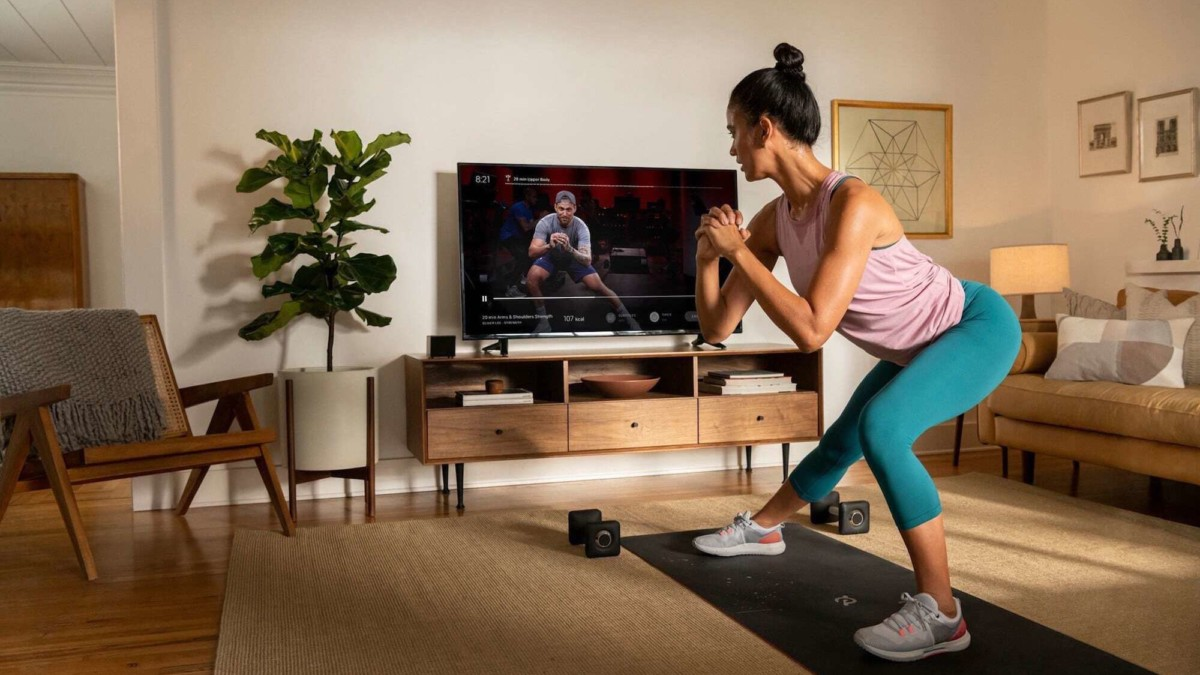 The ultimate fitness apps guide you need for your smart home gym