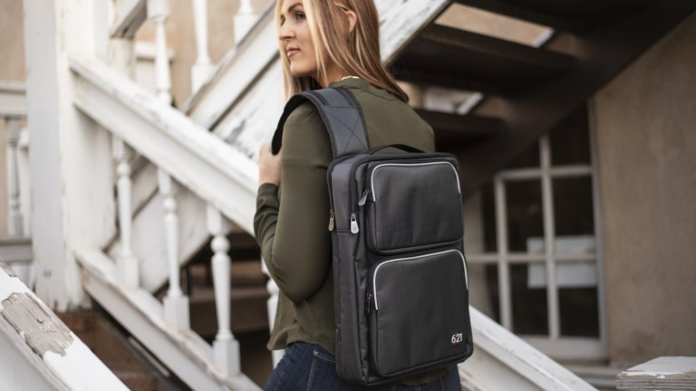 6 21 Sling Bag holds everything you need throughout the day