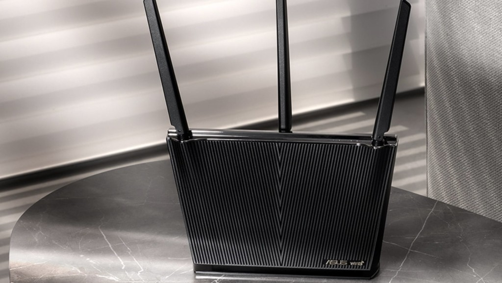 ASUS RT-AX68U dual-band Wi-Fi 6 router