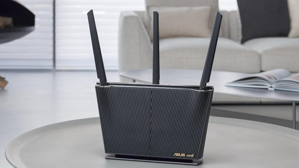 ASUS RT-AX68U dual-band Wi-Fi 6 router