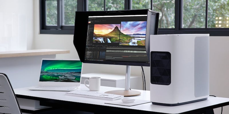 Which 4K monitor should you buy for your home office Acer ConceptD CP3 Series computer monitors