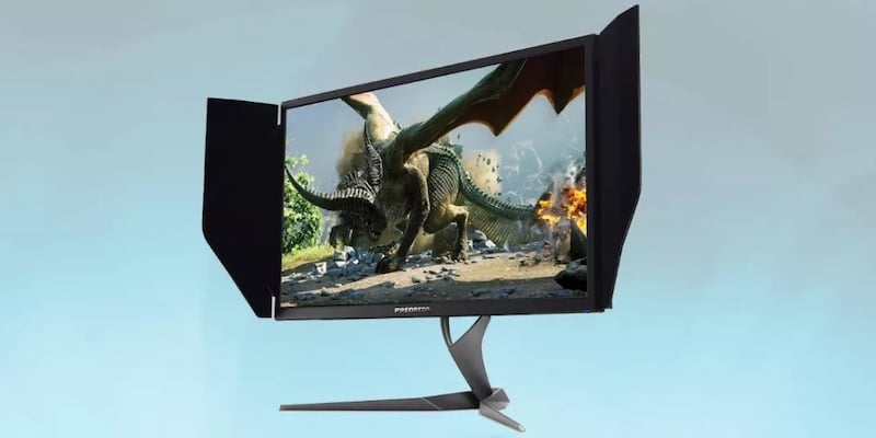 Which 4K monitor should you buy for your home officeAcer Predator X27 4K Monitor