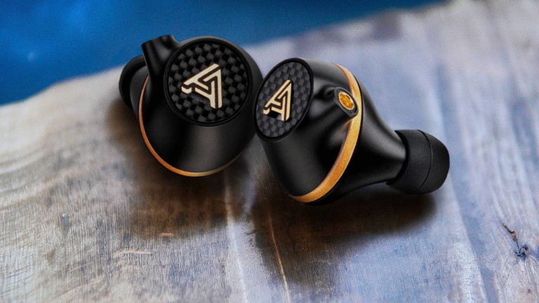 Audeze Euclid closed-back earbuds reduce distortion and improve sensitivity