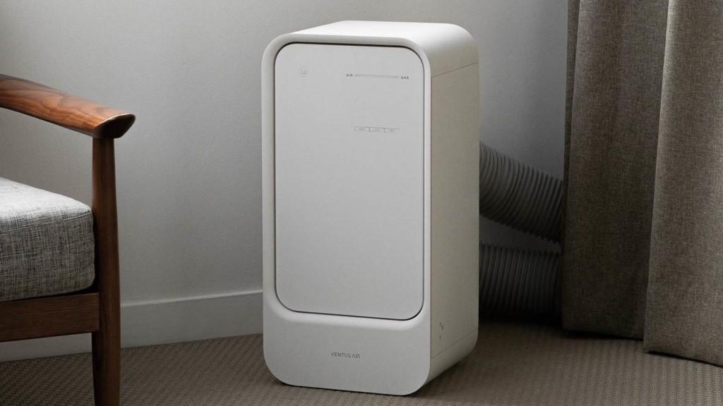 BEBOP Ventus Air window-mounted air purifier