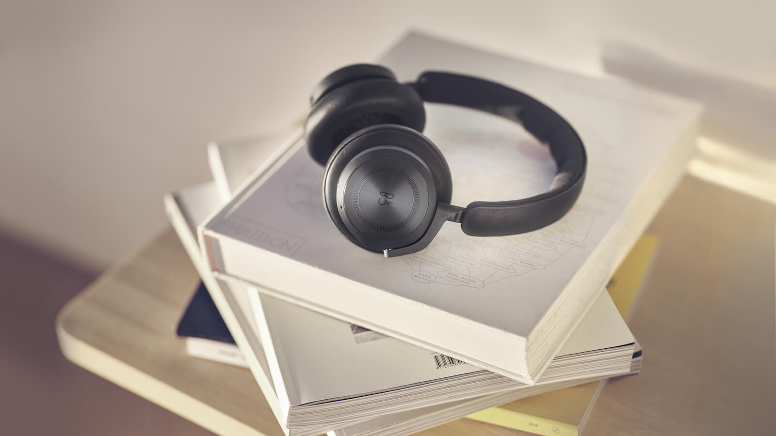 Bang & Olufsen Beoplay HX ANC headphones offer a 40-hour battery life & 40mm drivers