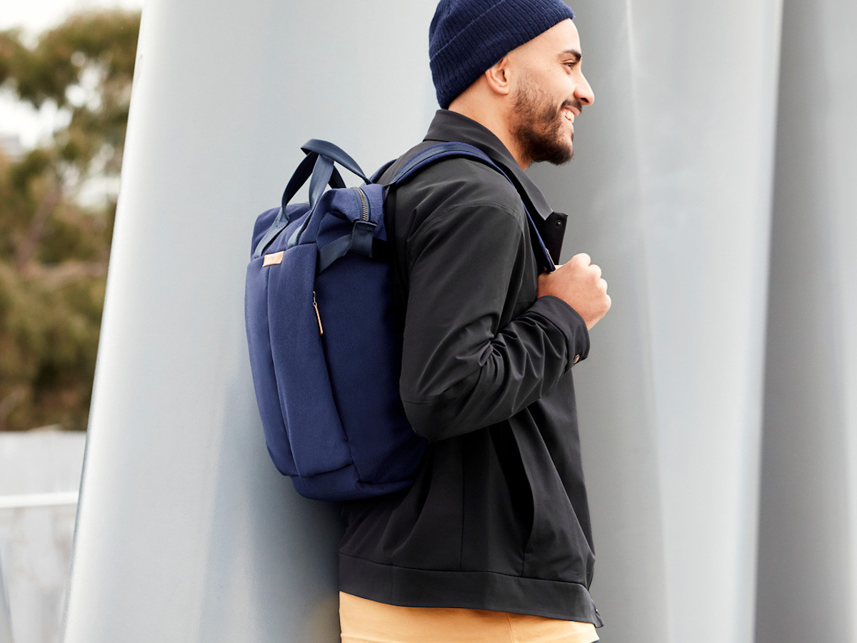 Bellroy Tokyo Totepack is suitable for professional and casual use