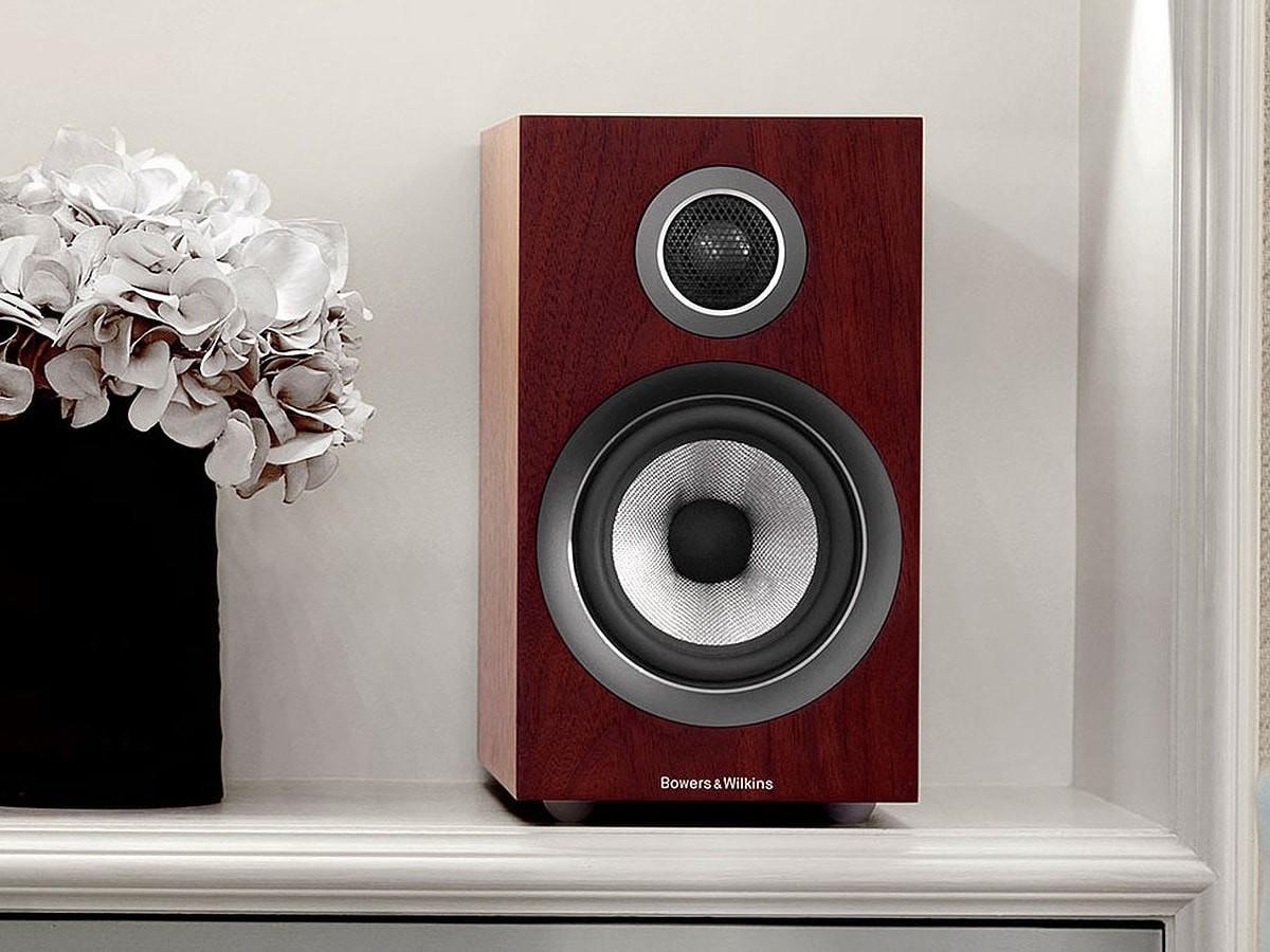 Bowers & Wilkins 700 Series studio speakers provide precise, sophisticated audio thumbnail