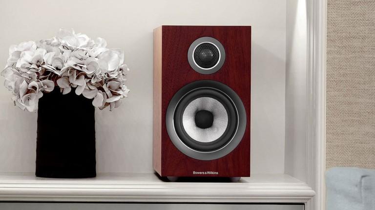 Bowers & Wilkins 700 Series studio speakers provide precise, sophisticated audio