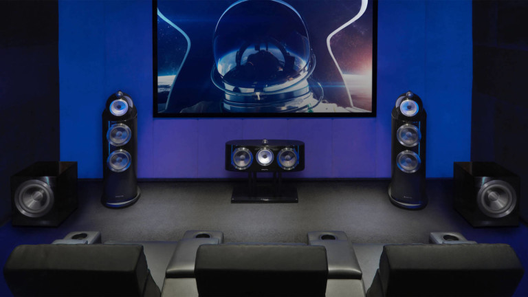 Bowers & Wilkins 800 Series Diamond Speakers deliver high-performance sound
