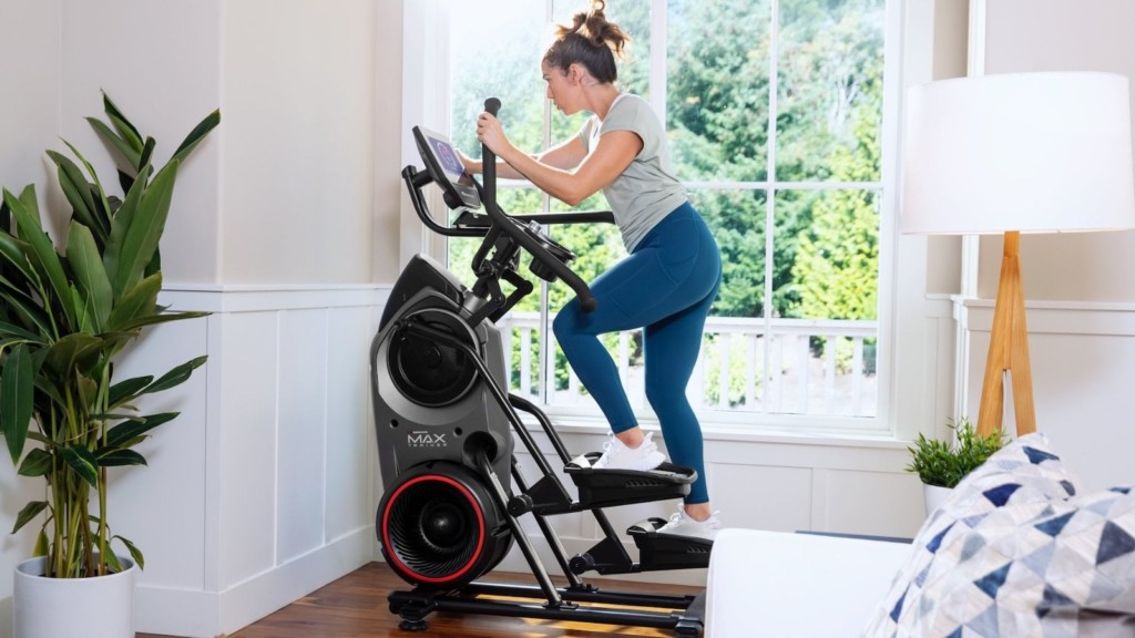 Bowflex Max Trainer M9 total-body cardio machine