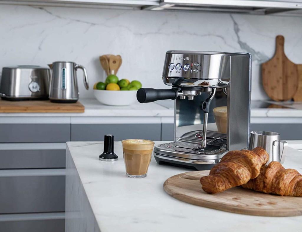 Breville Bambino Plus Compact Espresso Machine