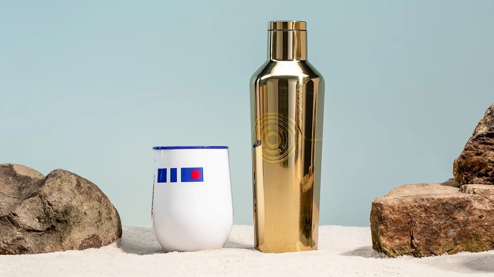 CORKCICLE Star Wars drinkware collection celebrates the film's 40th anniversary