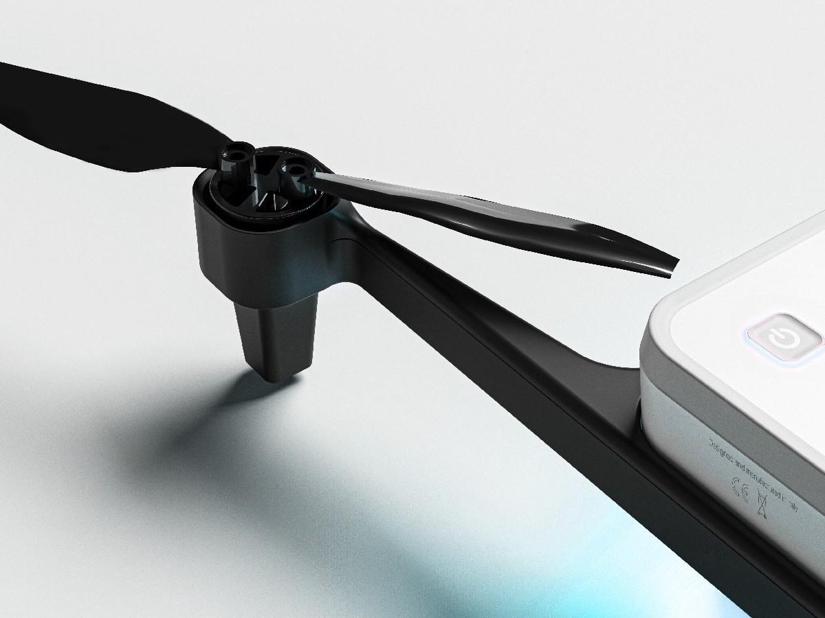 CRA-Carlo Ratti Associati & Flyfire Flying Drone Blanket controls fleets of quadcopters