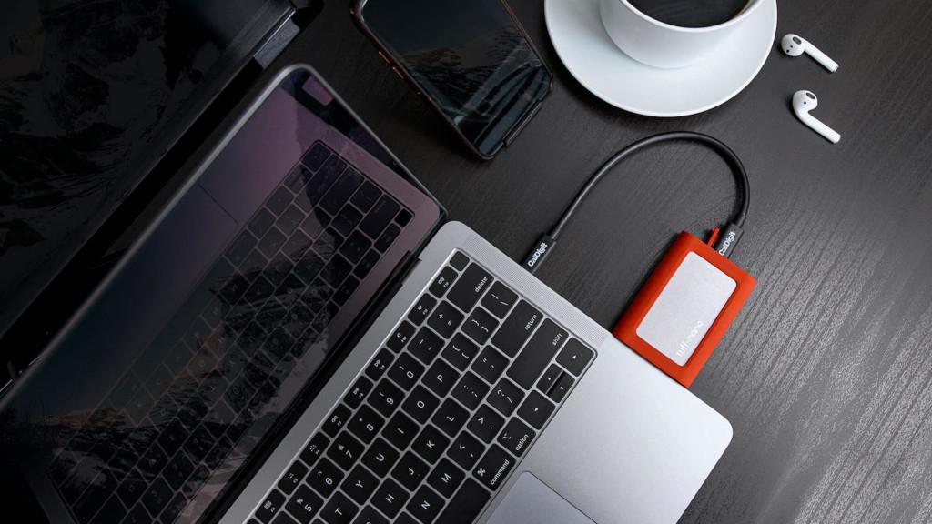 CalDigit Tuff Nano USB-C