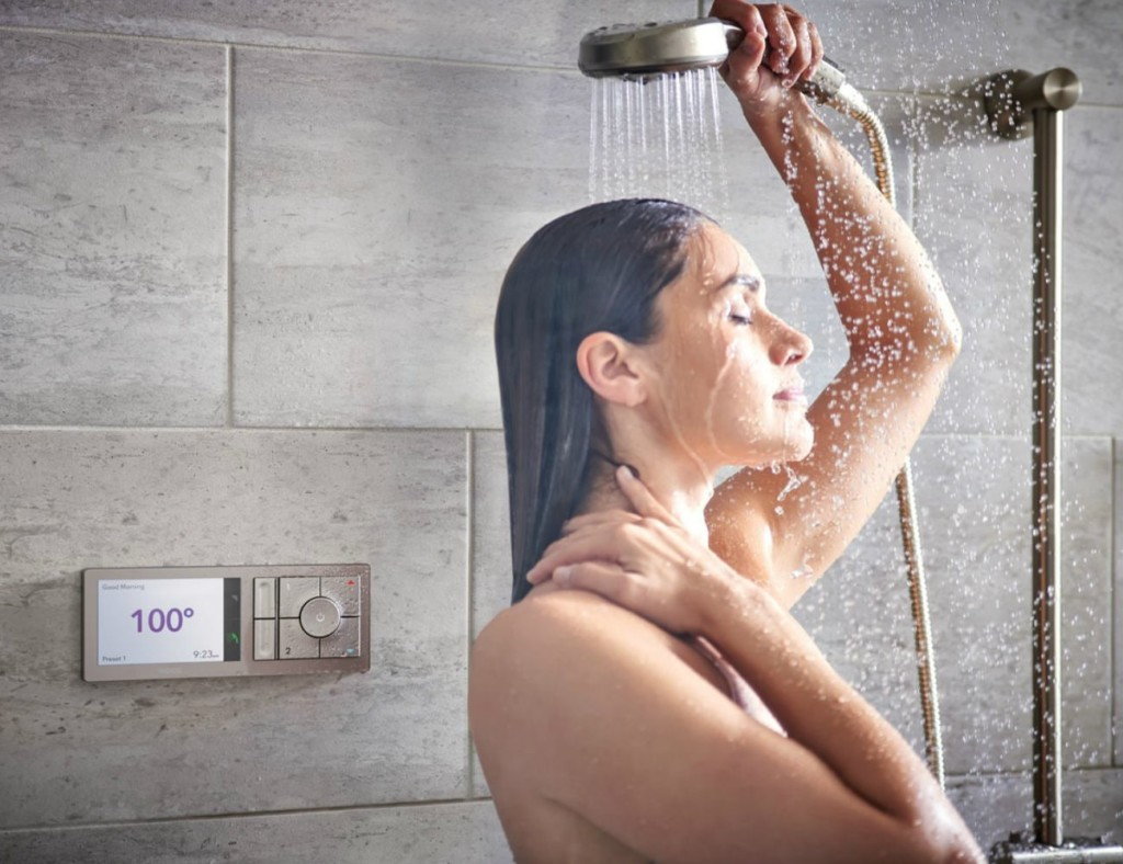 Nebia by Moen adjustable shower head