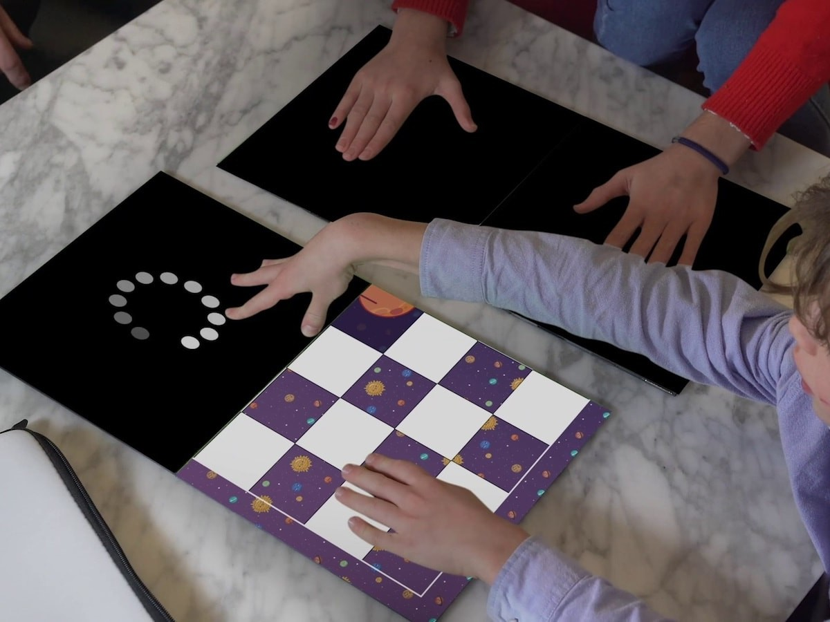ChameleBoard digital board game will combine all your games in one spot