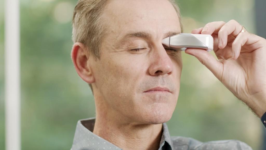 ClearUP health-tech device