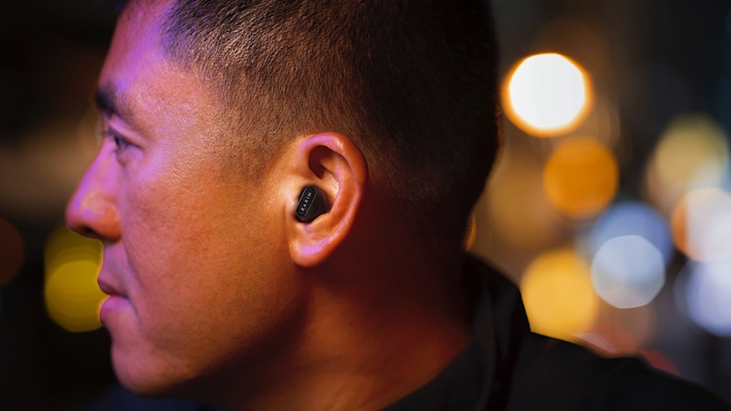 Earin A-3 lightweight wireless earbuds