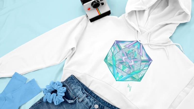 Elevate Sustainable Activewear clothing creation platform on Kickstarter