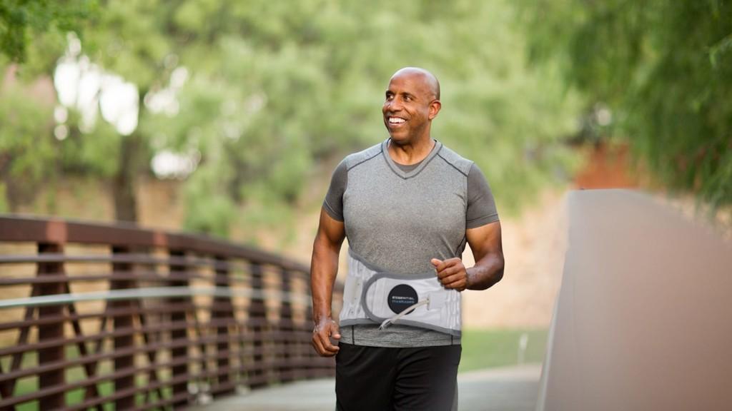 Essential Massager Lumbar Decompression Belt