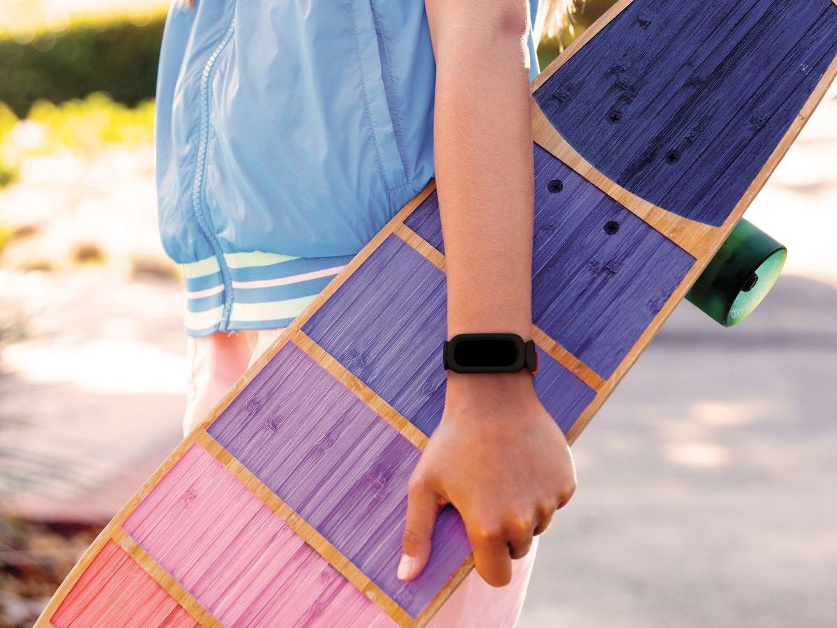 Fitbit Ace 3 kids' activity tracker boasts an 8-day battery life and smart features
